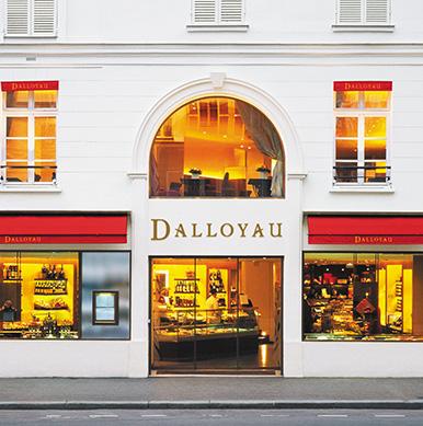 ダロワイヨ パリ本店
